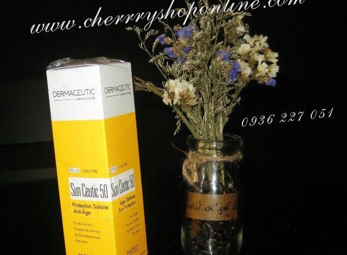 Kem chống nắng bảo vệ da Sun Ceutic 50 - 50 ML