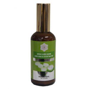 Dược liệu sạch dưỡng trắng da giữ ẩm toàn thân