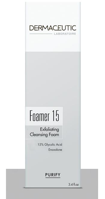 Sữa rửa mặt cho da thường Foamer 15