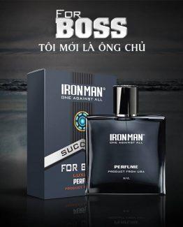 Nước hoa nam giới Ironman For Boss