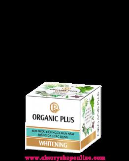 Kem dược liệu organic plus