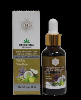 Tinh dầu dược liệu giữ ẩm dưỡng tóc Herherbal