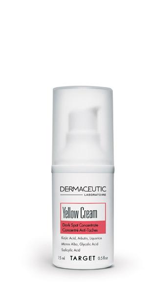 Kem đặc trị sắc tố da Yellow Cream