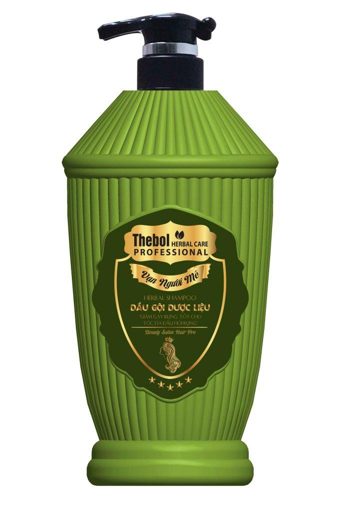 dầu gội dược liệu thebol herbal care