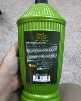dầu gội dược liệu thebol herbal care - chai 1600g