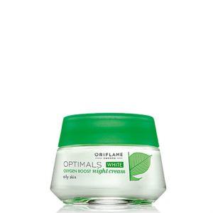 26842 Oriflame – Kem dưỡng da ban đêm cho da dầu