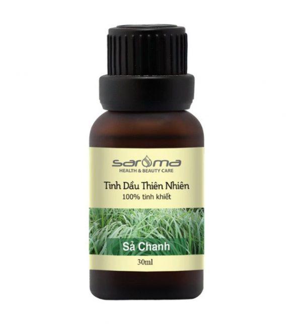 tinh dầu sả chanh saroma 30 ml