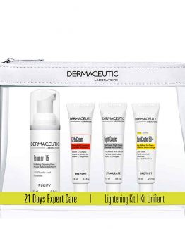DERMACEUTIC-21-Days-Expert-Care-Kit-Lightening