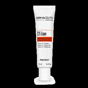 Kem dưỡng trắng, chống oxy hóa C25 Cream – 12ML